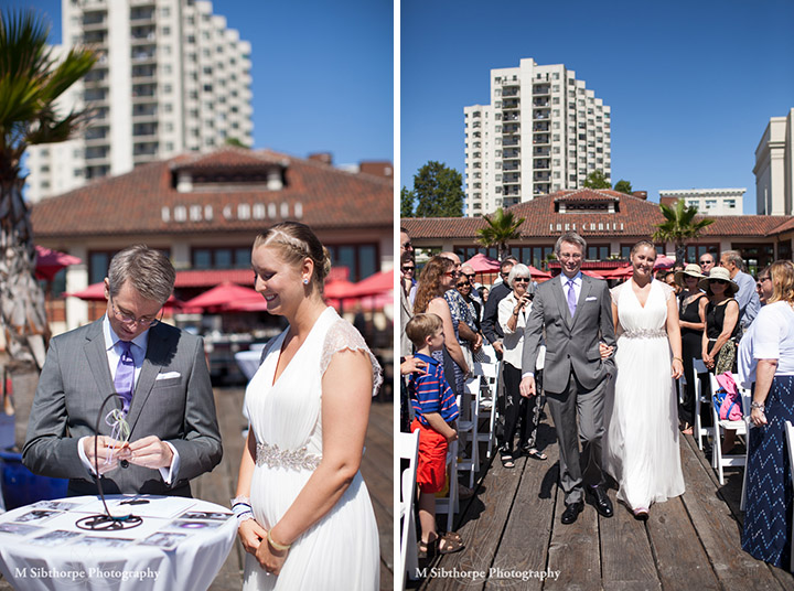Ruth Chris Lake Chalet Wedding