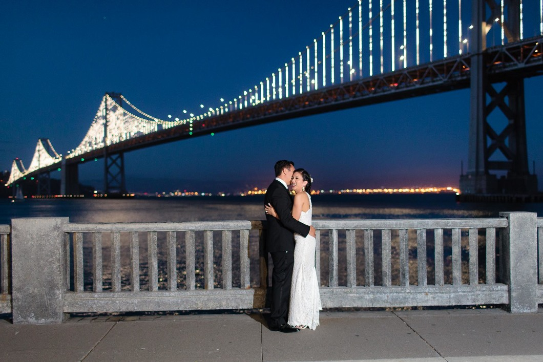 Epic Steak Restaurant San Francisco Wedding Reception Archives