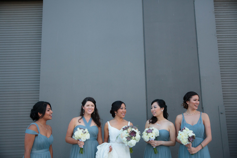 San Francisco Wedding At Dogpatch Wineworks St Cecilia