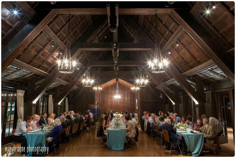 Outdoor Art Club Mill Valley Wedding Photos