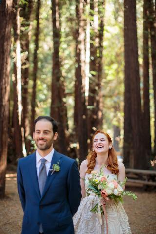 outdoor art club, mill valley wedding, california