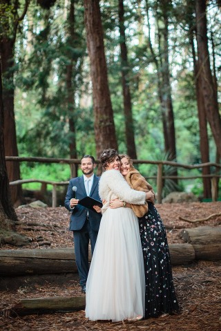 stern grove san francisco wedding photos same sex wedding