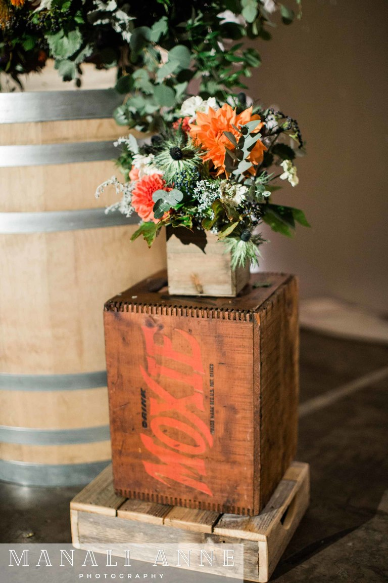 Dogpatch Wineworks San Francisco Wedding,