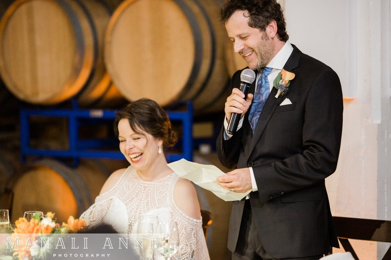 Dogpatch Wineworks San Francisco Wedding,reception,