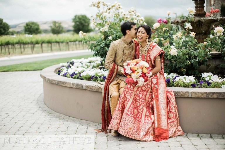 Casa Real Indian Wedding, Pleasanton, CA