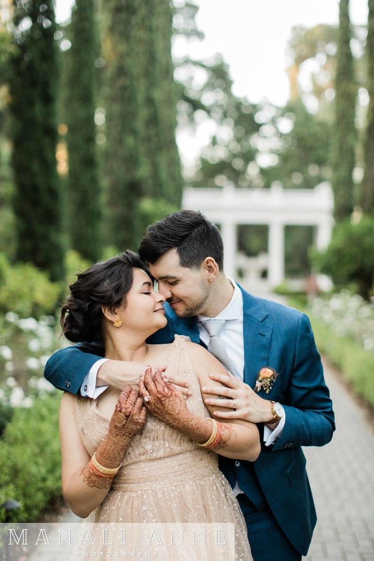 Montalvo Arts Center Wedding
