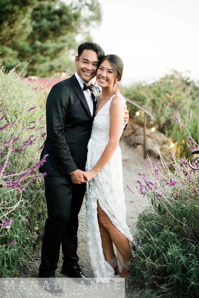 Dipsea Gardens Stinson Beach Wedding