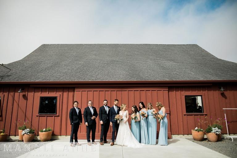 Straus Home Ranch Wedding
