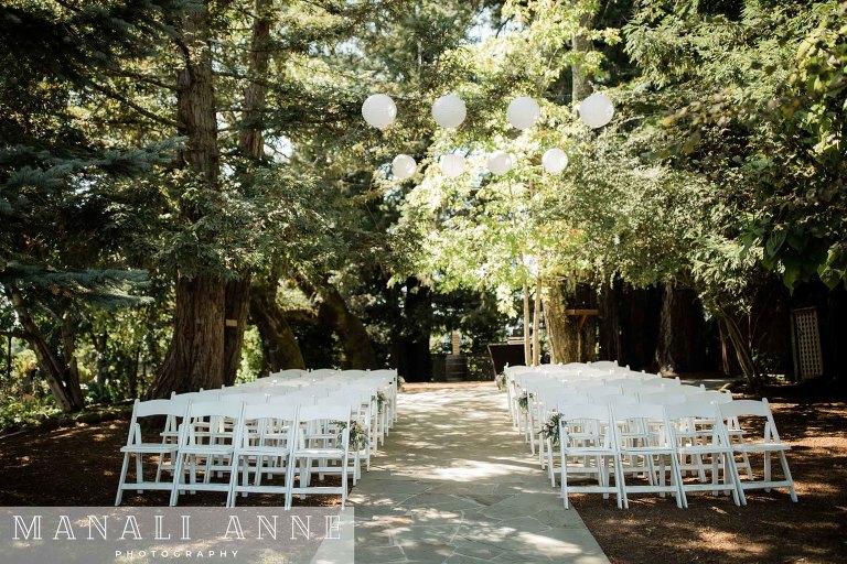 Vine Hill House Wedding Sebastopol CA
