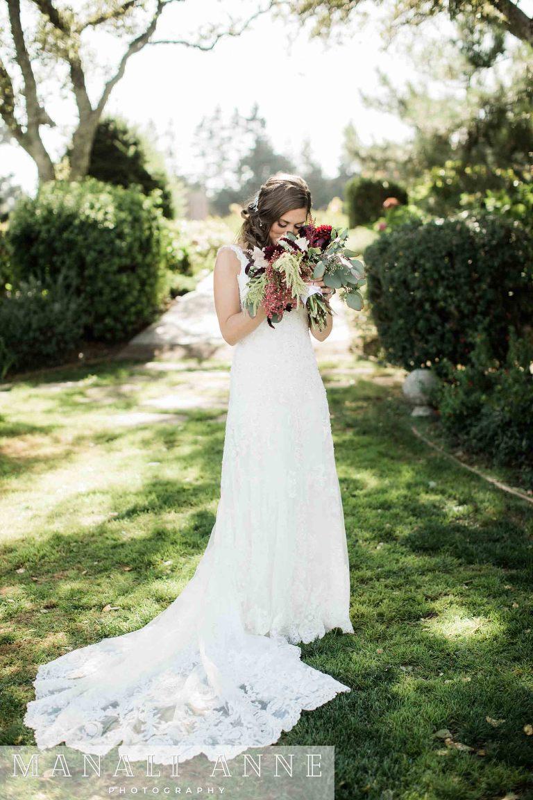 Thomas Fogarty Winery Wedding Woodside, CA